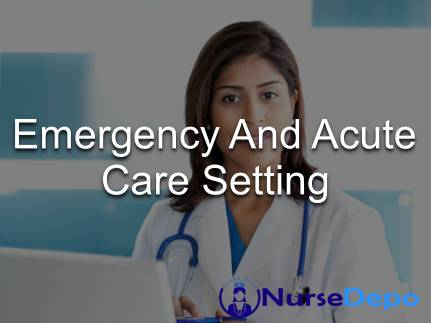 Emergency-and-Acute-Care-Setting